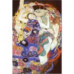 DToys-66923-KL05-(70135) Klimt Gustav - La vierge (détail)