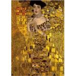 DToys-66923-KL06-(70128) Klimt Gustav - Adele Bloch-Bauer I (détail)