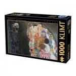 Dtoys-66923-KL10-(74935) Klimt Gustav - La Vie et la Mort, 1916