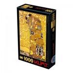 Dtoys-66923-KL12-(74560) Gustave Klimt - Le Baiser