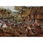 DToys-66947-BR01 Brueghel Pieter le jeune - Printemps