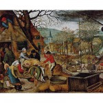 DToys-66947-BR03 Brueghel Pieter le jeune - Automne