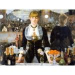 Dtoys-66961 Manet Edouard - Un bar aux Folies Bergères