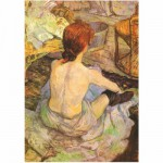 DToys-66961-IM07 Henri de Toulouse-Lautrec - Femme à sa toilette