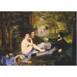 DToys-66961-IM09 Manet Edouard - Déjeuner sur l'herbe