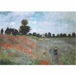 Dtoys-67548 Monet Claude - Les coquelicots