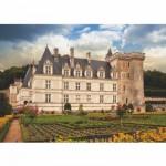 DToys-67562-FC04 Château de France - Château de Villandry