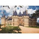 DToys-69542 Châteaux de France - Château de Chaumont