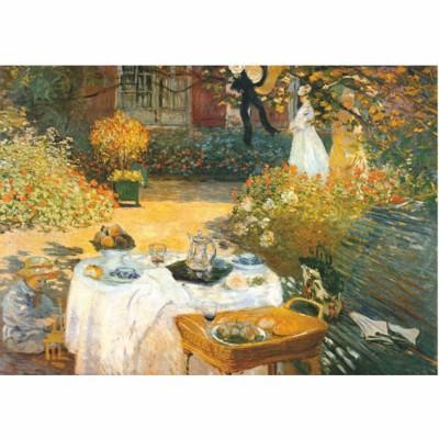 Dtoys-69689 Monet Claude - Le déjeuner