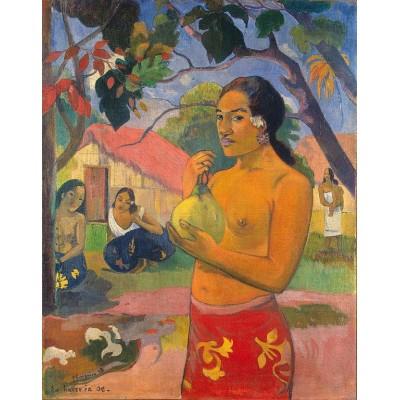 Dtoys-69894 Gauguin Paul : Eu haere ia oe