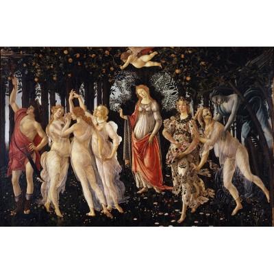 Dtoys-69955 Sandro Botticelli : La Primavera