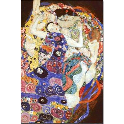 DToys-70135 Klimt Gustav - La vierge (détail)