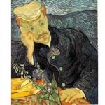DToys-70210 Van Gogh Vincent - Portrait du docteur Gachet