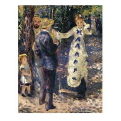 Dtoys-70265 Renoir Auguste - La Balançoire