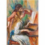 DToys-70272 Renoir Auguste - Jeunes Filles au Piano