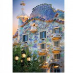 DToys-70357 Espagne - Barcelone : Casa Batllo