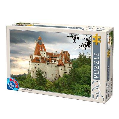 DToys-70678 Roumanie : Château de Bran