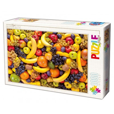 Dtoys-71958 Puzzle Difficile : Fruits
