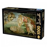 Dtoys-72672-BO01 Sandro Botticelli - La Naissance de Venus