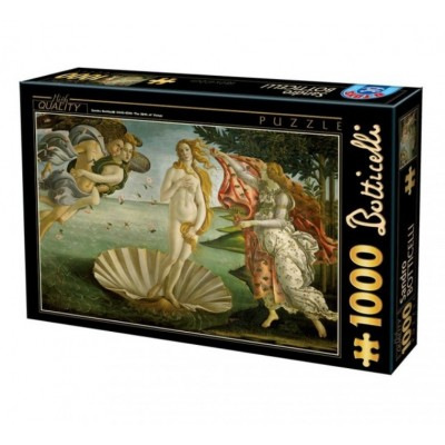 Dtoys-72672 Sandro Botticelli - La Naissance de Venus