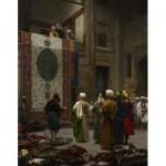 Dtoys-72726-GE03-(72726) Jean-Léon Gérôme : Marchand de tapis au Caire, 1887