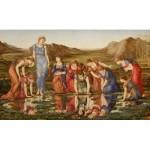 Dtoys-72733 Edward Burne-Jones: Le Miroir de Venus, 1875