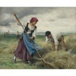 Dtoys-72788 Julien Dupré: La Recolte des Foins