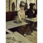 Dtoys-72801-DE01 Degas Edgar : Dans un Café