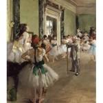 Dtoys-72801-DE02-(72801) Degas Edgar : La Classe de Danse