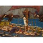 Dtoys-72917 Waterhouse John William : Ulysse et les Sirènes, 1891