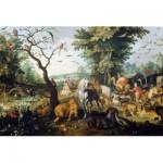 Dtoys-73785-BR01 Brueghel Pieter - Entrée des Animaux dans l'Arche de Noé