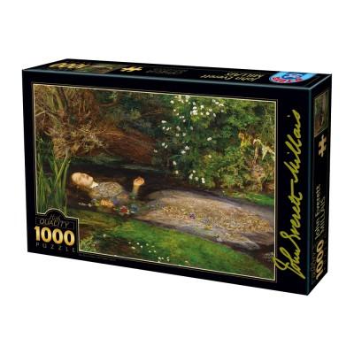 Dtoys-73815 John Everett Millais - Ophelia