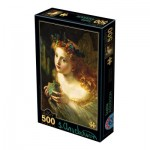 Dtoys-73853 Sophie Anderson - Take the Fair Face of Woman