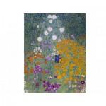 Dtoys-74546 Gustav Klimt : Jardin Fleuri