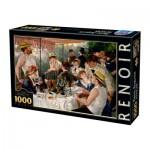 Dtoys-74584 Auguste Renoir - Déjeuner des Canotiers