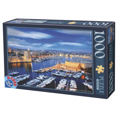 Dtoys-74720 Port de Marseille, France