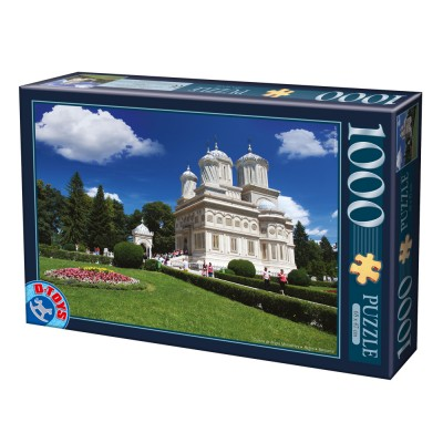 Dtoys-74782 Curtea de Arges Monastery - Roumanie