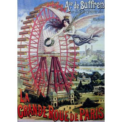 Dtoys-74959 La Grande Roue de Paris