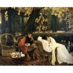 Dtoys-75079 James Tissot: A Convalescent