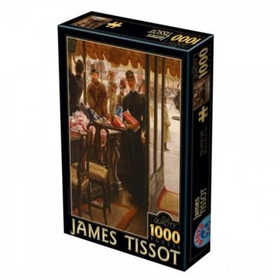 Dtoys-75086 James Tissot - The Shop Girl