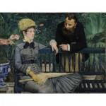 Dtoys-75239 Manet Édouard : Dans la Serre, 1879