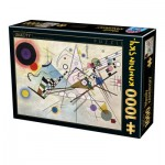 Dtoys-75918 Vassily Kandinsky - Composition 8