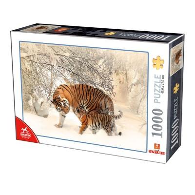 Dtoys-75987 Tigres