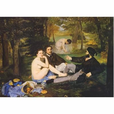 Dtoys-76458 Manet Edouard - Déjeuner sur l'herbe