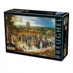 Dtoys-76854 Brueghel le Jeune - The marriage procession