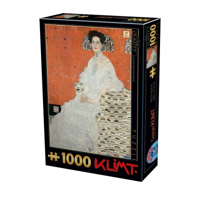 Dtoys-76861 Gustav Klimt - Fritza Riedler