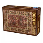 Dtoys-76908 Vintage Carpet