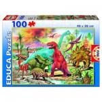 Educa-13179 Les Dinosaures