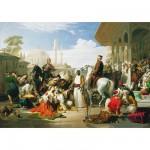 Educa-13190 Collection spéciale Turquie : Marché aux esclaves d'Istanbul