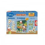 Educa-14406 Superpack 4 in 1 - Handy Manny